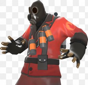 Pyro - Team Fortress 2 Death Night Character Wiki PNG