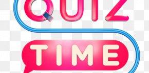 Quiz Time - Wissen Ist Macht Quiz Time Logo BrewDog Camden Television Show PNG