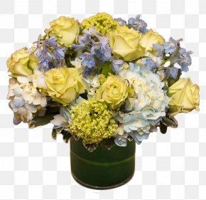 Hydrangea - Hydrangea Rose Cut Flowers Floristry PNG