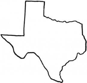 Texas Outline Cliparts - Art, Texas The Shape Of Texas Clip Art PNG