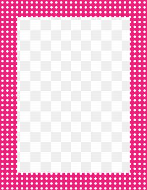 Fuchsia Border Frame Photos - Birthday Wish List Learning Child Time PNG