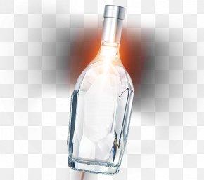 Diamond Bottle - Bottle Diamond Icon PNG