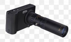 Camera Binoculars - Camera Lens PNG