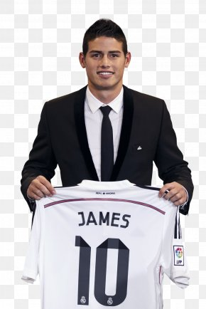 Football - James Rodríguez Real Madrid C.F. Colombia National Football Team FIFA World Cup PNG