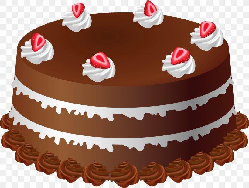 Birthday Cake Chocolate Cake Christmas Cake, PNG, 3100x2343px, Chocolate Cake, Baked Goods, Baking, Birthday Cake, Black Forest Cake Download Free