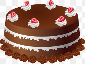 Chocolate Cake Art Large Picture - Birthday Cake Chocolate Cake Christmas Cake PNG