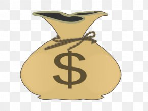 Pictures Of Money Bags - Money Bag United States Dollar Dollar Sign Clip Art PNG