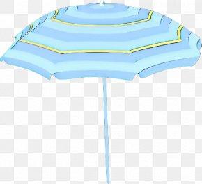 Sleeve Tshirt - Blue Turquoise Aqua Umbrella T-shirt PNG