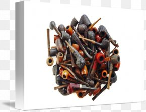 Still Life Pipes - Gallery Wrap Canvas Metal Art Printmaking PNG