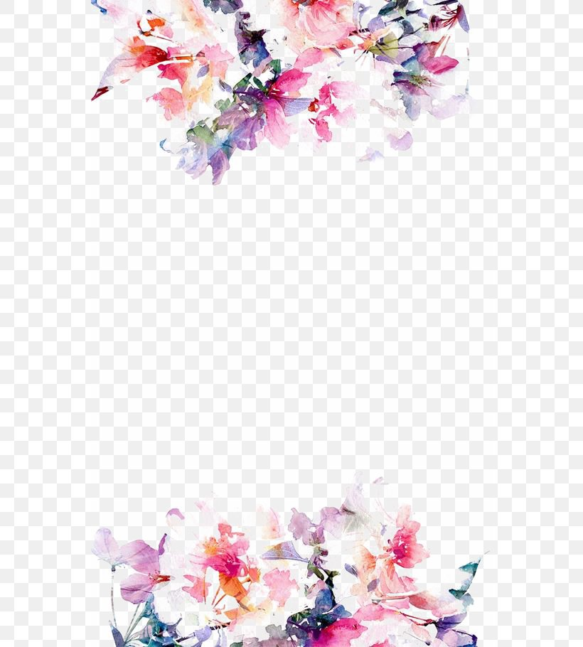 IPhone 5s Flower Paper Wallpaper, PNG, 564x910px, Watercolour Flowers, Art, Art Museum, Blossom, Canvas Download Free