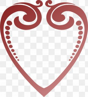 Heart-shaped Streamers - Tax Day Income Tax Clip Art PNG