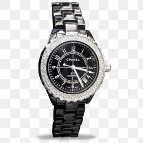 WATCH - Watch Accessory Platinum Metal Brand PNG
