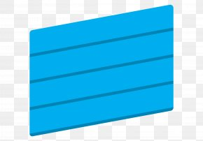 Matting Vector - Mather's Improvement Service Aqua Turquoise Blue House PNG