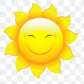 Summer Sun - Digital Image Photography Clip Art PNG