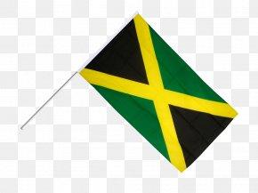 Jamaica Flag Transparent Images - Flag Of Jamaica Clip Art PNG