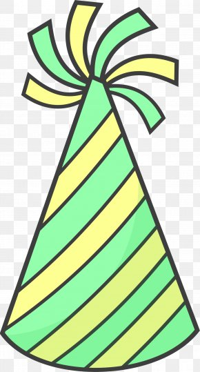 Picture Of Party Hat - Party Hat Birthday Clip Art PNG