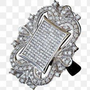 Jewelry Clothes - Ring Diamond Estate Jewelry Jewellery Birthstone PNG