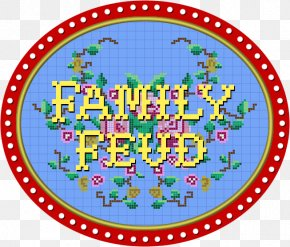 Ali Family Feud - Logo Game Show Television Show Clip Art Image PNG