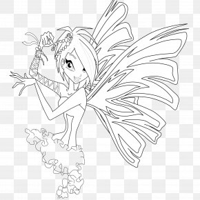 Kleurplaten Winx Club Sirenix.Stella Winx Club Believix In You Sirenix Drawing Png