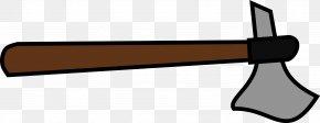 Axe - Clip Art Openclipart Hatchet Axe Vector Graphics PNG