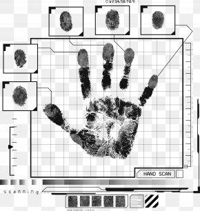 Creative Wall Painting Ink Ink Ink,Fingerprint Technology Systems - Hand Palm Print Euclidean Vector Fingerprint PNG