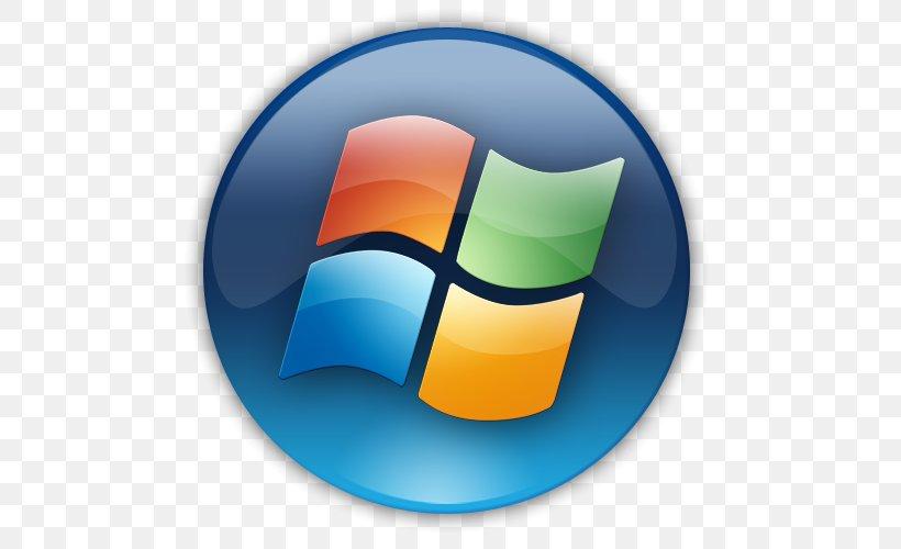 Windows Vista Windows 7 Operating Systems Windows Xp Png 500x500px 64bit Computing Windows Vista Computer Software