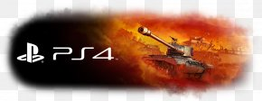 Playstation - World Of Tanks PlayStation 4 Video Game PNG