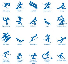 Winter Design Cliparts - 2022 Winter Olympics 2014 Winter Olympics Olympic Games Winter Sport Olympic Sports PNG
