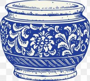 Flower Pot - Flowerpot Drawing Clip Art PNG