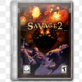Savage 2 A Tortured Soul - Pc Game Film Video Game Software PNG