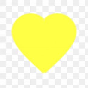 Yellow Heart File - Yellow Heart Pattern PNG
