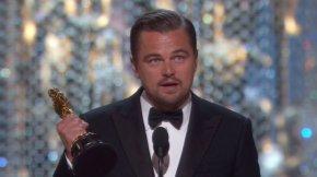 Leonardo Dicaprio - Leonardo DiCaprio The Revenant 1st Academy Awards 88th Academy Awards PNG