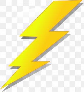 Lighting - Lightning Strike Cartoon Clip Art PNG