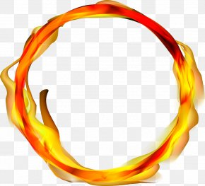 Vector Ring Of Fire - Ring Of Fire Flame PNG