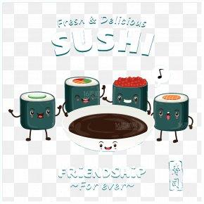 Sushi - Sushi Japanese Cuisine Makizushi Sashimi PNG