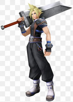 Final Fantasy Free Download - Dissidia 012 Final Fantasy Dissidia Final Fantasy Final Fantasy VII Kingdom Hearts Birth By Sleep PNG