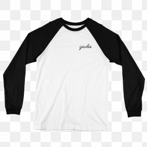 T-shirt - Long-sleeved T-shirt Long-sleeved T-shirt Raglan Sleeve Cuff PNG