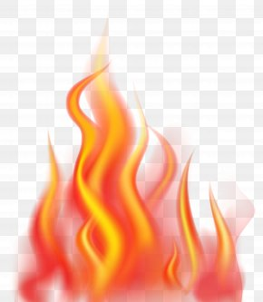 Fire Flames Transparent Clip Art - Flame Clip Art PNG