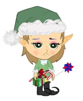 Christmas Elf On The Shelf Clipart.The Elf On The Shelf Santa Claus Christmas Elf Clip Art Png