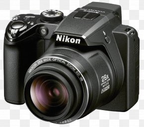 Photo Camera Image - Nikon Coolpix P90 Nikon Coolpix P510 Nikon Coolpix P80 Camera PNG