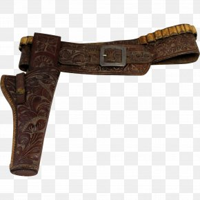 Cowboy - Gun Holsters Colt Single Action Army Revolver Colt's Manufacturing Company Firearm PNG