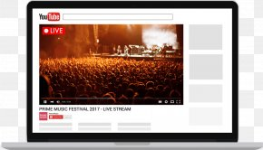 Youtube - YouTube Live Streaming Media Livestream Live Streaming PNG