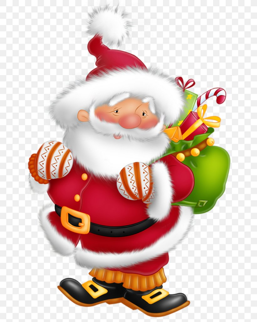 Santa Claus Clip Art Christmas Day Openclipart Image, PNG, 700x1029px, Santa Claus, Christmas, Christmas Day, Christmas Decoration, Christmas Ornament Download Free