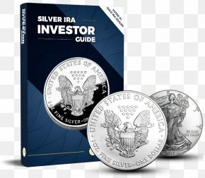 Coin - Coin American Silver Eagle United States Dollar PNG