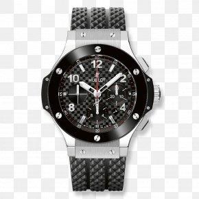 Watch - Chronograph Hublot Automatic Watch Movement PNG