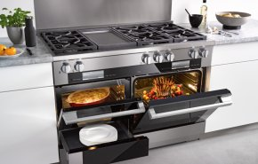 Oven - Cooking Ranges Miele Gas Stove Home Appliance Natural Gas PNG