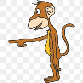 Monkey - The Evil Monkey Clip Art PNG