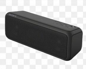 Sony Stereo - Bluetooth Loudspeaker Wireless Speaker Near-field Communication PNG