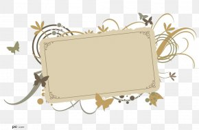 Butterfly Lace Border - Gratitude Physical Intimacy Message Gift Happiness PNG