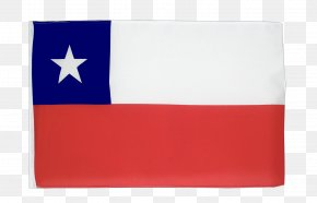 Flag - Flag Of Chile Flag Of Chile National Flag Fahne PNG